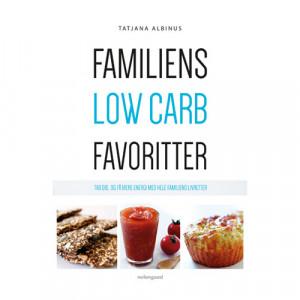 Familiens Low Carb Favoritter (Bog)