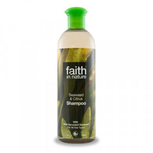 Faith in Nature Alge Ekstrakt Shampoo (250 ml)
