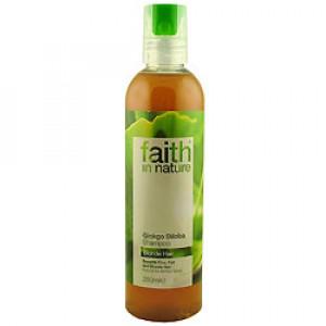 Faith in Nature Ginkgo Biloba Shampoo (250 ml)