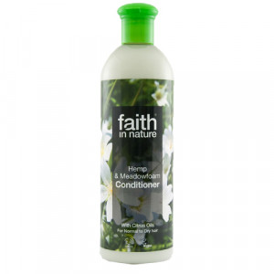 Faith in Nature Hamp og Enggrapgræs Balsam (250 ml)