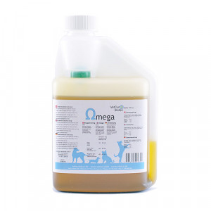 Omega Olietilskud - Omega 3,6 og 9 Fedtsyrer (500 ml)