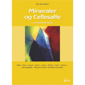 Mineraler og Cellesalte bog