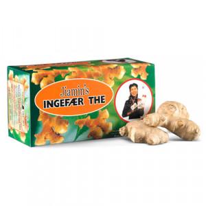Ingefær the 18 g x 24 Breve