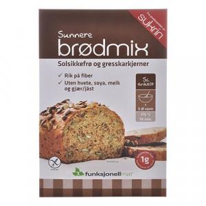 Lowcarb-brødmix Glutenfri (250 gr)