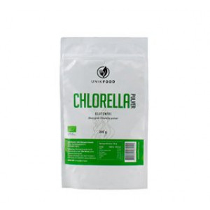 Chlorella pulver økologisk 200gr