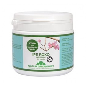 Natur Drogeriet IPE Roxo® Økonomikøb (360 Kap)