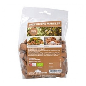 Natur Drogeriet Mandler søde spanske Ø (250 gr)