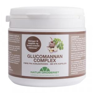 Natur Drogeriet Glucomannan Complex (360 kaps.)