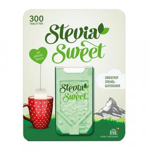 SteviaSweet Hermesetas 300 Tab