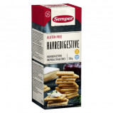 Digestive havre glutenfri 150gr Semper