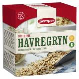 Havregryn glutenfri 500gr Semper