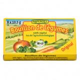 Grøntsagsbouillon-terning Økologisk 80 gr