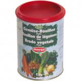 Grøntsagsbouillon glutenfri økologisk 1000gr fra Morga