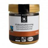 Vildblomst honning økologisk 450 gr fra Urtekram