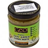 Karry paste grøn chai glutenfri økologisk 180 gr fra Rømer