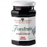 Marmelade Blåbær Italiensk økologisk 250 gr fra fiordifrutta