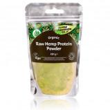 Hamp raw protein pulver økologisk 230gr