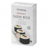 Sushi Rice Økologiske 500gr fra Clearspring