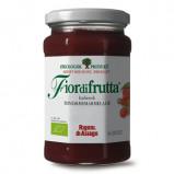 Marmelade hindbærmarmelade Italiensk økologisk 250 gr fra fiordifrutta