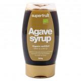 Agave sirup mørk raw 250gr Superfruit