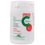 Mega C calciumascorbat 700mg 250gr Natur drogeriet