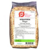 Soja form flager Økologisk 300 gr