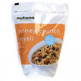 Honey Crunch/kræs mysli 650 gr fra Nutana