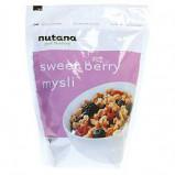 Sweetberry crisp mysli 500 gr fra Nutana