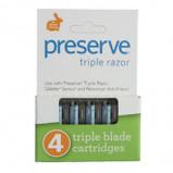 Barberblade 4 stk Preserve