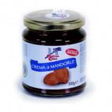 Mandelsmør mørk økologisk 300ml fra Finestra sul Cielo
