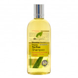 Shampoo Tea Tree 250ml fra Dr. Organic