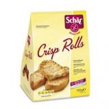 Crisp rolls fiberskorper 150gr fra Dr. Schär
