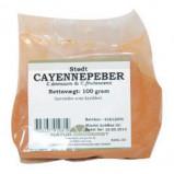 Cayennepeber stødt 100gr fra Naturdrogeriet