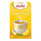 Yogi Ginger lemon økologisk 17 breve