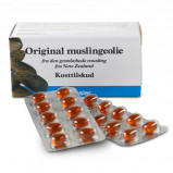 Muslingeolie, original (grønlæbede) 50 kap