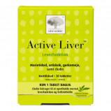 Active Liver 30 tab fra New Nordic Healthcare