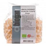 Kokoschips ristet økologisk 250gr.