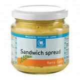 Sandwich spread karry økologisk 180ml fra Urtekram