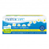 Natracare tamponer regular 20 stk