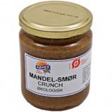 Mandelsmør crunch glutenfri økologisk 170 gr fra Rømer