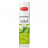 BodySPA Deo Spray jernurt - lime 75ml fra Lavera