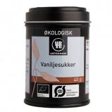 Vaniljesukker Økologisk 40gr fra Urtekram
