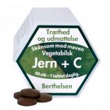 Jern + C 90 tab fra Berthelsen