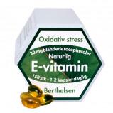E vitamin 150kap fra Berthelsen