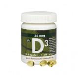 D-vitamin 35 mcg 120tab fra Dansk Farmaceutisk Industri