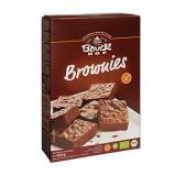 Brownies mix glutenfri 400gr Bauck Hof