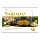 Vegetarisk suppe bog af Helle Kofoed