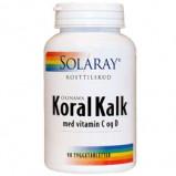 KoralKalk tyggetablet 90 tab fra Solaray