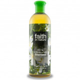 Shampoo hamp/enggrapgræs 250ml fra Faith in nature