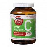 Mono Stærk C-vitamin 500mg 100tab Livol